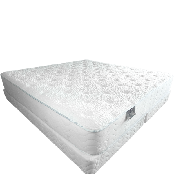 best mattress luxe super firm left corner